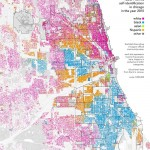 cartographie chicago quartier neighborhood carte map